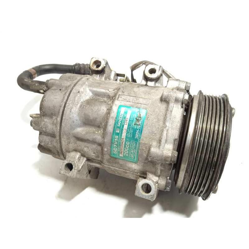 Recambio de compresor aire acondicionado para volvo s40 berlina referencia OEM IAM 3M5H19D629HC  SD7V16