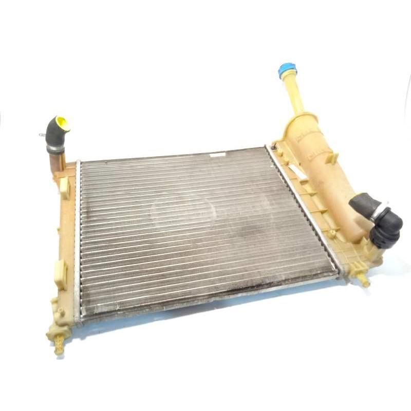 Recambio de radiador agua para fiat 500 1.2 referencia OEM IAM 517871150 51934449 879565000