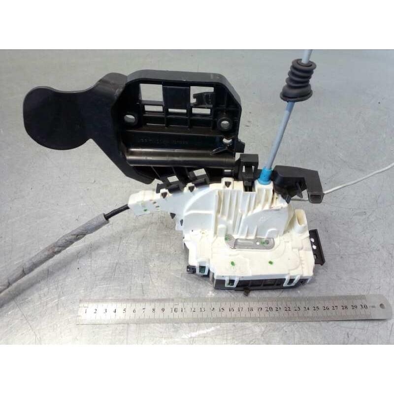 Recambio de cerradura puerta trasera izquierda para mercedes clase m (w166) ml 350 bluetec (166.004) referencia OEM IAM A2047302