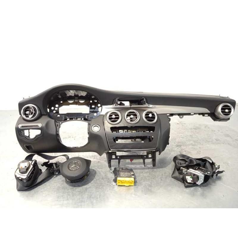 Recambio de kit airbag para mercedes clase c cabrio (bm 205)(6.2016) c 200 (205.442) referencia OEM IAM