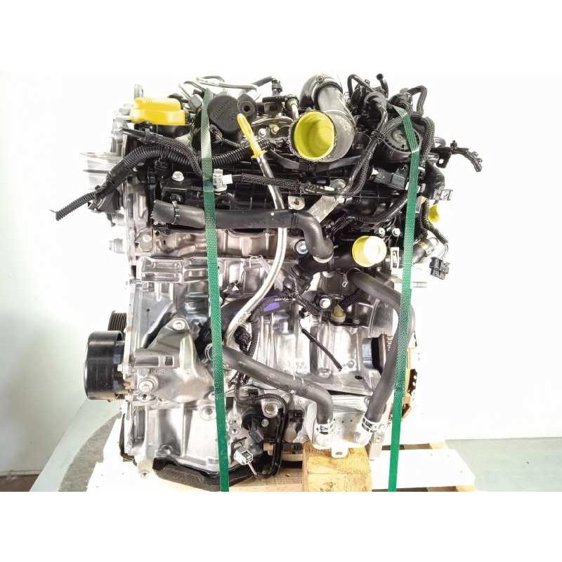 Recambio de motor completo para dacia duster ii 1.3 tce cat referencia OEM IAM H5H470