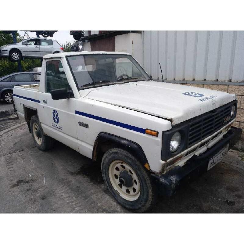 nissan patrol (k/w160) del año 1983