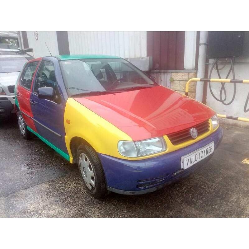 volkswagen polo berlina (6n1) del año 1997
