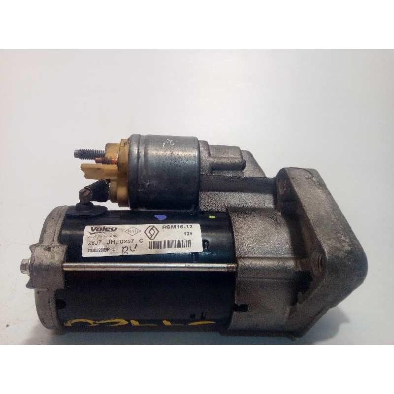 Recambio de motor arranque para renault trafic combi 1.6 dci diesel energy referencia OEM IAM 233002889R  RSM1612