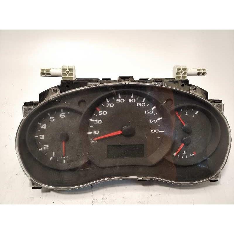 Recambio de cuadro instrumentos para renault master kasten 2.3 dci diesel cat referencia OEM IAM 248109785R
