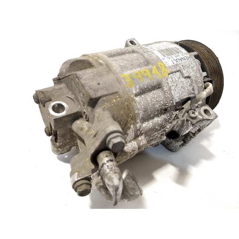 Recambio de compresor aire acondicionado para renault master kasten 2.3 dci diesel cat referencia OEM IAM 8200848916  8200848916