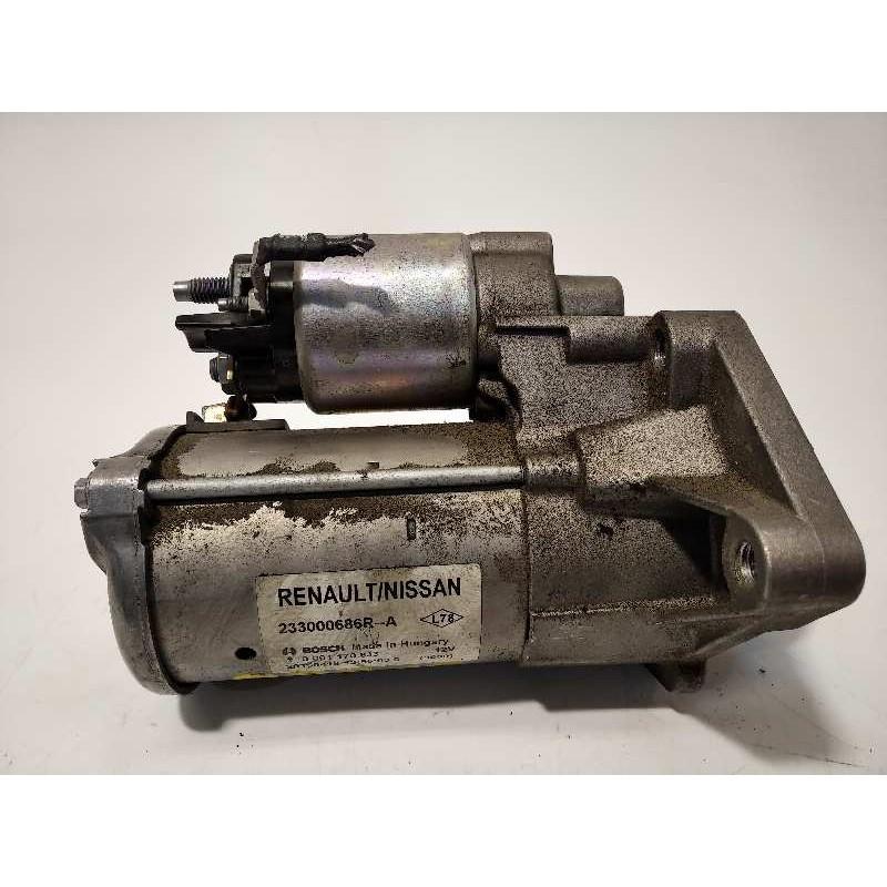 Recambio de motor arranque para renault kadjar zen referencia OEM IAM 233000686R  0001170633