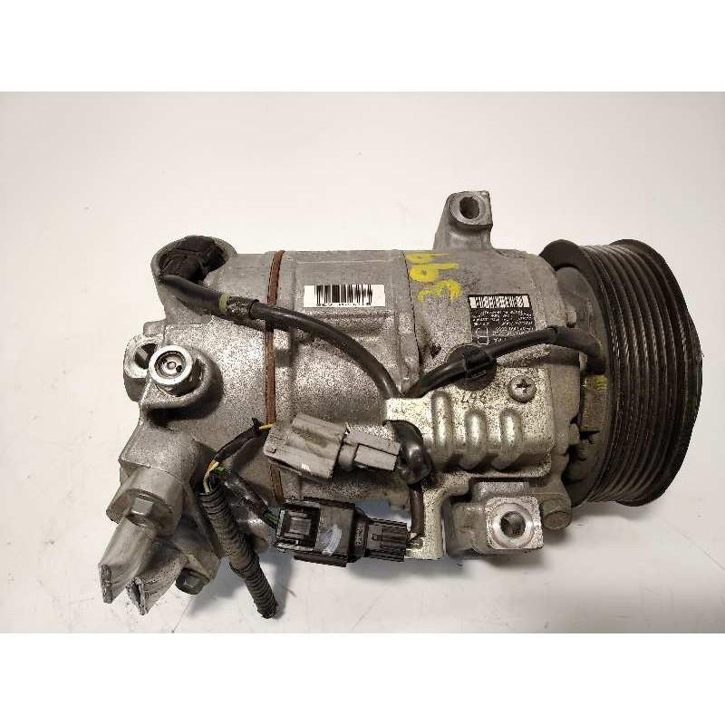 Recambio de compresor aire acondicionado para renault kadjar zen referencia OEM IAM 926004EB0A
