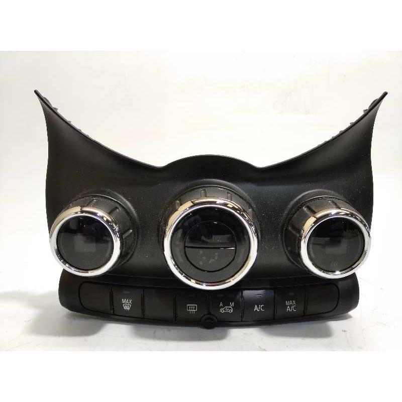 Recambio de mando climatizador para bmw mini (f56) cooper referencia OEM IAM 61319354509  5HB01123809