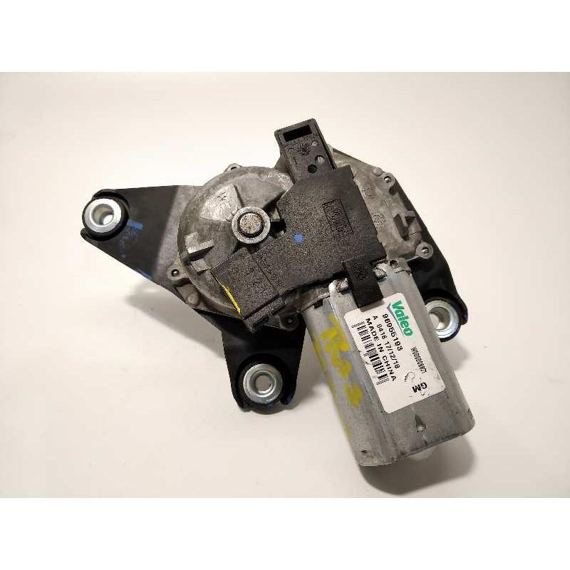Recambio de motor limpia trasero para opel mokka x 1.4 16v turbo referencia OEM IAM 96955193