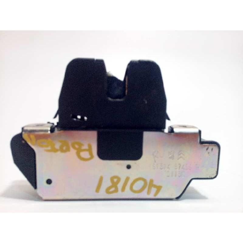 Recambio de cerradura maletero / porton para citroen ds5 referencia OEM IAM 9151487499 9684648680 8719F8