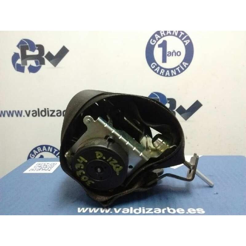 Recambio de cinturon seguridad delantero izquierdo para opel astra h berlina enjoy referencia OEM IAM 560834901  13242310