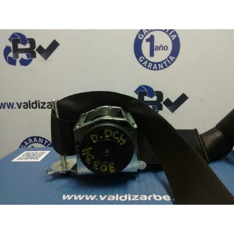 Recambio de cinturon seguridad delantero derecho para opel astra h berlina enjoy referencia OEM IAM 560834801  13242314