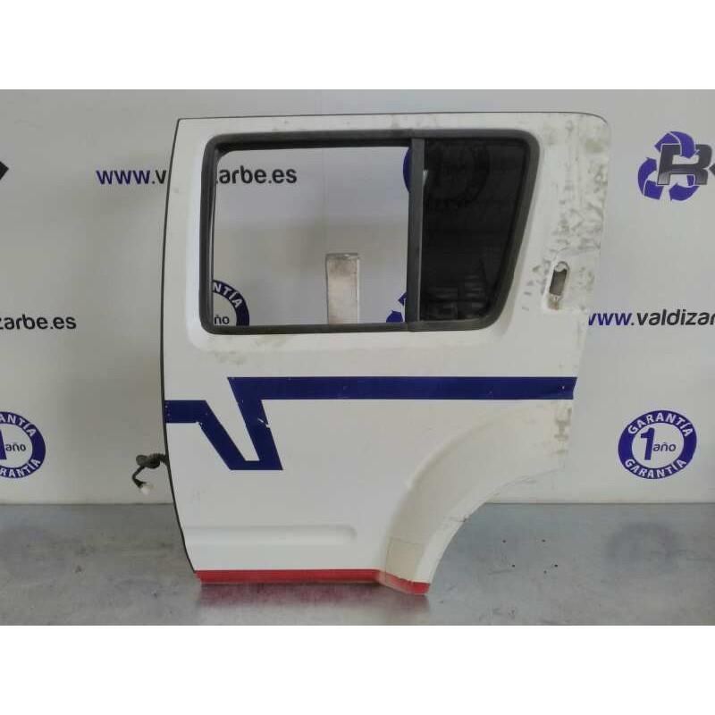 Recambio de puerta trasera izquierda para nissan pathfinder (r51) 2.5 dci le referencia OEM IAM 82101EB330