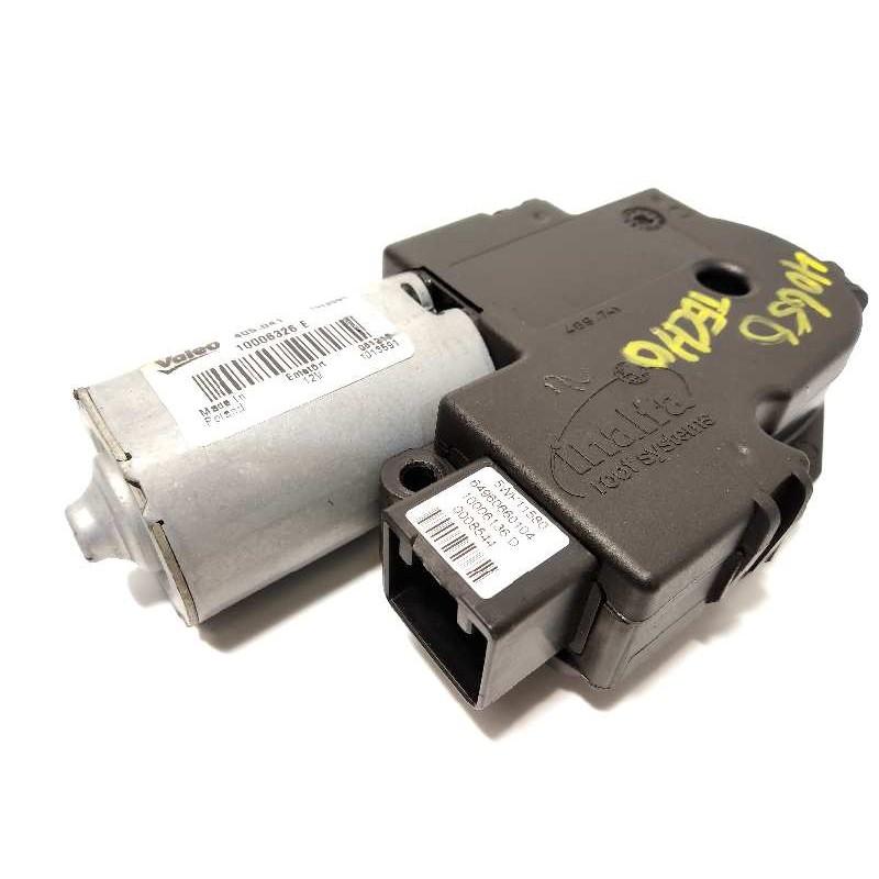 Recambio de motor techo electrico para land rover freelander (lr2) 2.2 td4 cat referencia OEM IAM 10006326E LR019777 405041