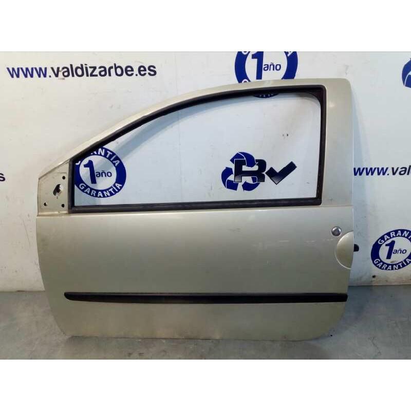 Recambio de puerta delantera izquierda para renault twingo acces referencia OEM IAM 7751477647