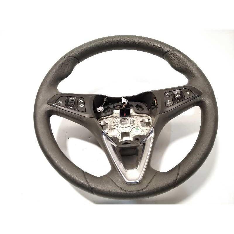 Recambio de volante para opel corsa e selective referencia OEM IAM 39035988