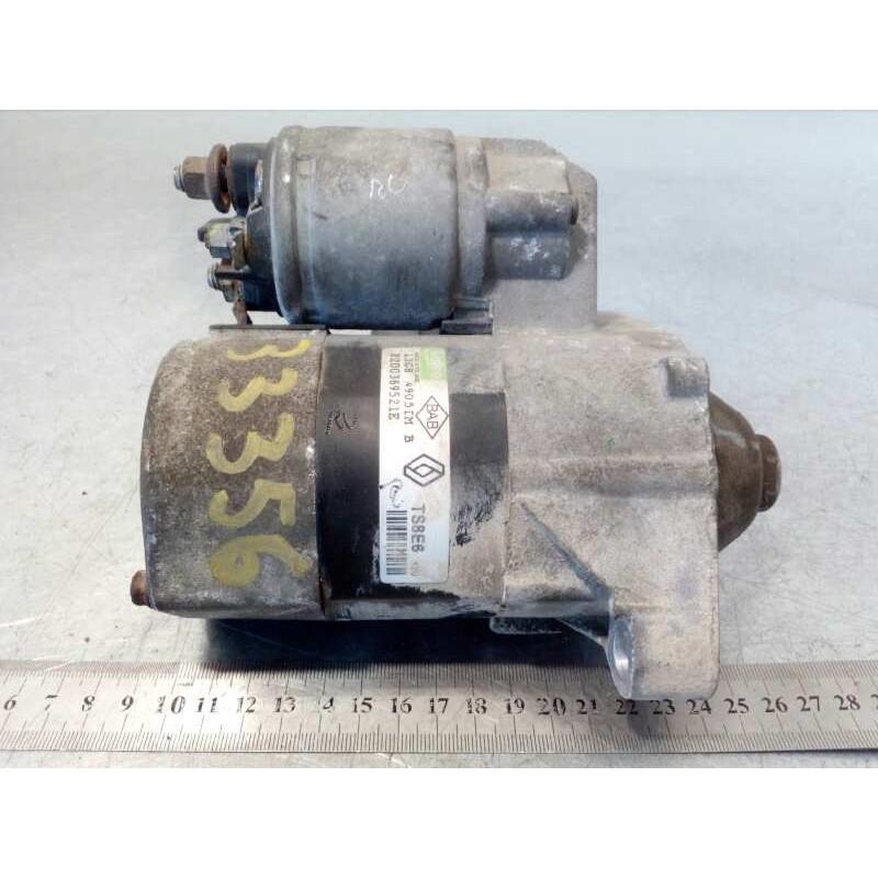 Recambio de motor arranque para renault twingo acces referencia OEM IAM 8200369521E  TS8E6