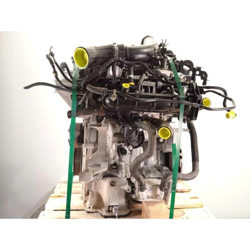 Recambio de motor completo para dacia sandero 0.9 tce cat referencia OEM IAM H4B412