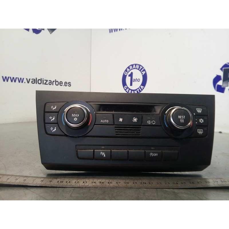 Recambio de mando climatizador para bmw serie 3 coupe (e92) 320d referencia OEM IAM 64119147300  A2C53246366