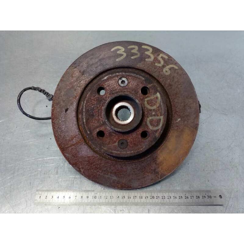 Recambio de mangueta delantera derecha para renault twingo acces referencia OEM IAM 8200663593