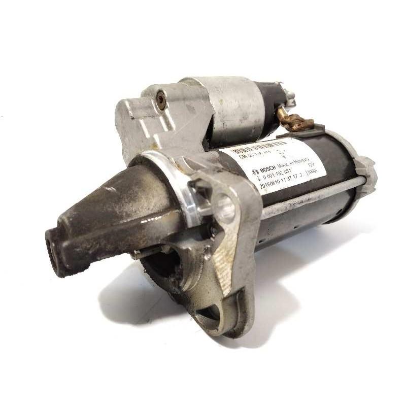Recambio de motor arranque para opel corsa e selective referencia OEM IAM 25198414  0001192081
