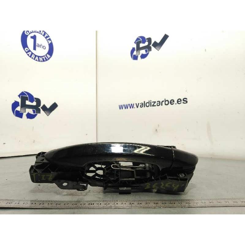 Recambio de maneta exterior trasera izquierda para volkswagen passat lim. (362) advance bluemotion referencia OEM IAM 3C0837205