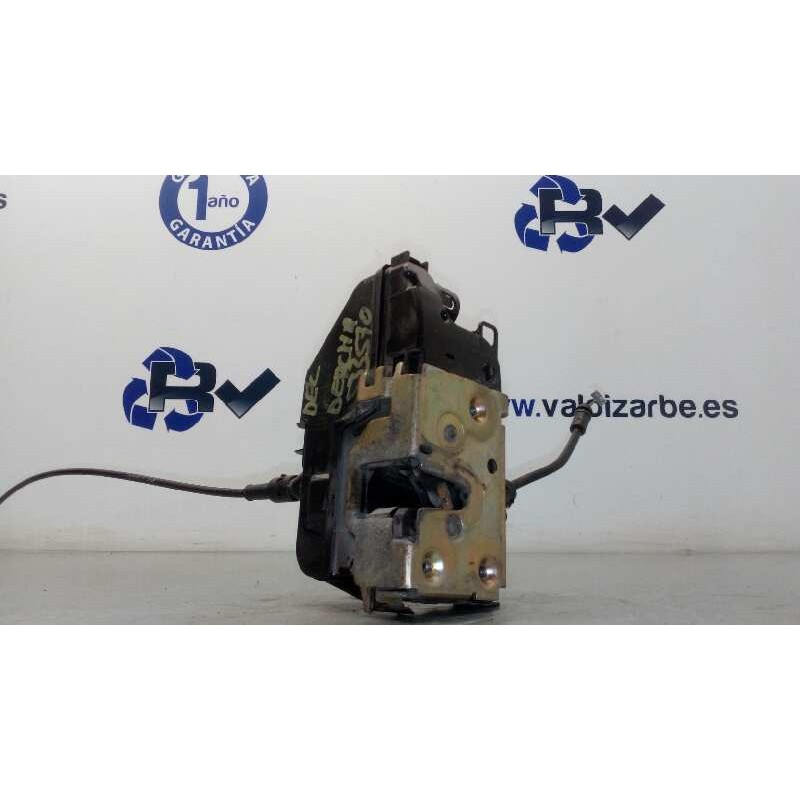 Recambio de cerradura puerta delantera derecha para renault scenic ii 1.9 dci diesel referencia OEM IAM 8200119121