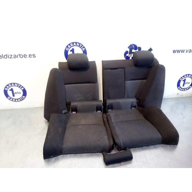 Recambio de asientos traseros para bmw serie 3 coupe (e92) 320d referencia OEM IAM 52206972855 52206972861 52206972856