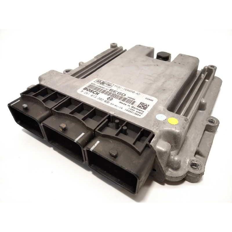Recambio de centralita motor uce para land rover freelander (lr2) 2.2 td4 cat referencia OEM IAM 6G9112A650AD  0281013202
