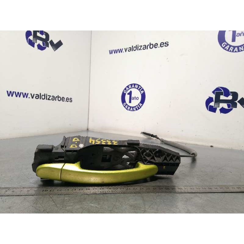 Recambio de maneta exterior delantera derecha para seat ibiza sc (6j1) stylance / style referencia OEM IAM 5N0839885E