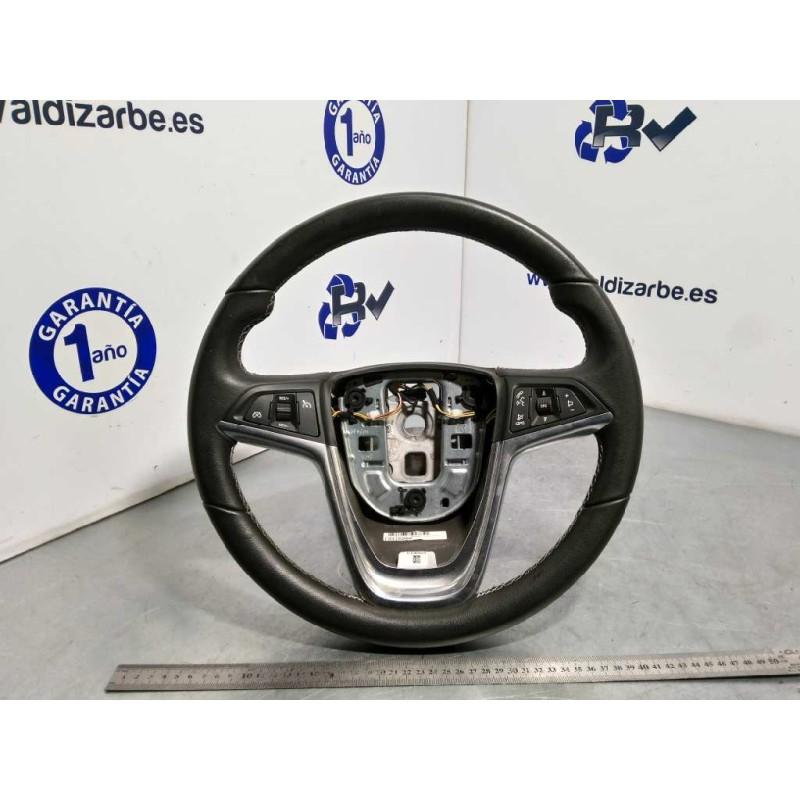 Recambio de volante para opel meriva b excellence referencia OEM IAM 13412200