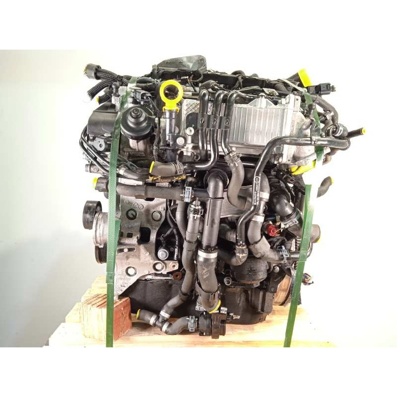 Recambio de motor completo para audi q3 (8ug) 2.0 16v tdi referencia OEM IAM DFTA