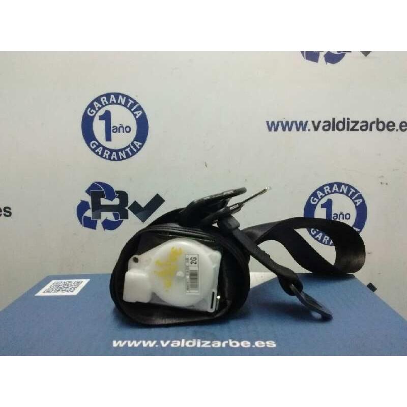 Recambio de cinturon seguridad trasero izquierdo para citroen c4 picasso exclusive referencia OEM IAM