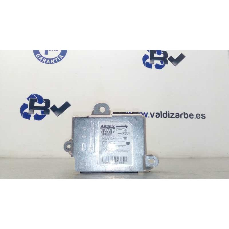 Recambio de centralita airbag para renault scenic ii 1.9 dci diesel referencia OEM IAM 8200340431  603989700