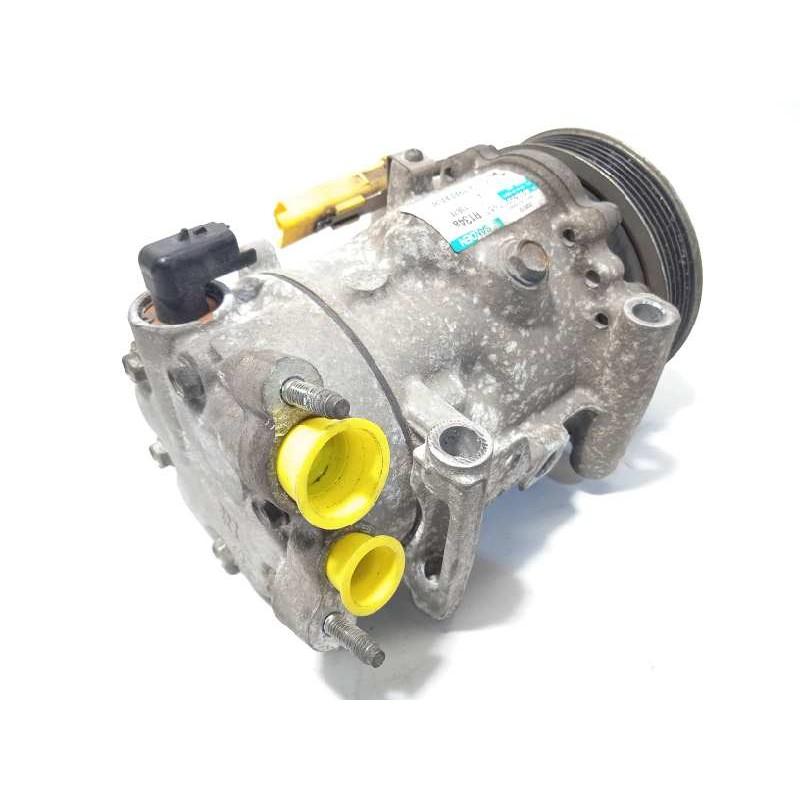 Recambio de compresor aire acondicionado para citroen c3 1.4 hdi fap referencia OEM IAM 9678656080