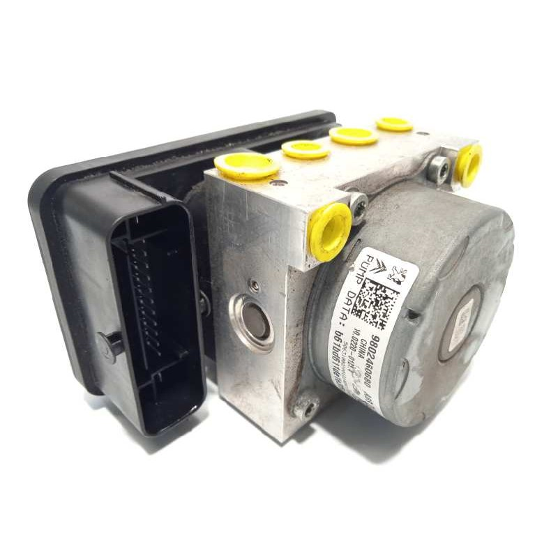 Recambio de abs para citroen c3 1.4 hdi fap referencia OEM IAM 9802460680 10091511673 10022001214