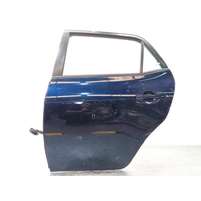 Recambio de puerta trasera izquierda para toyota auris sol referencia OEM IAM 6700402260