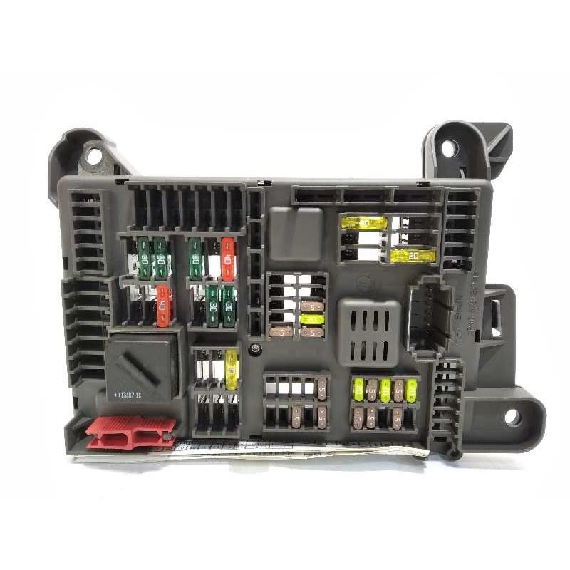 Recambio de caja reles / fusibles para bmw x6 (e71) xdrive40d referencia OEM IAM 6931687  61146931687