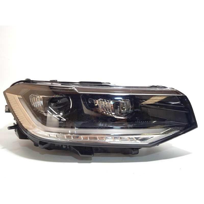 Recambio de faro derecho para volkswagen t-cross advance referencia OEM IAM 2GM941036B  90142356