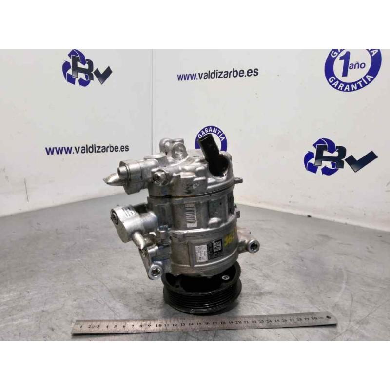 Recambio de compresor aire acondicionado para volkswagen polo (aw) 1.0 tsi referencia OEM IAM 5Q0816803D 4471507853 4472502801