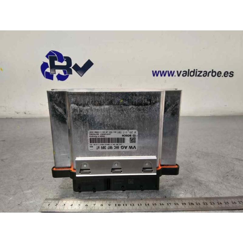 Recambio de centralita motor uce para volkswagen polo (aw) 1.0 tsi referencia OEM IAM 04C907309AT  0261S17501