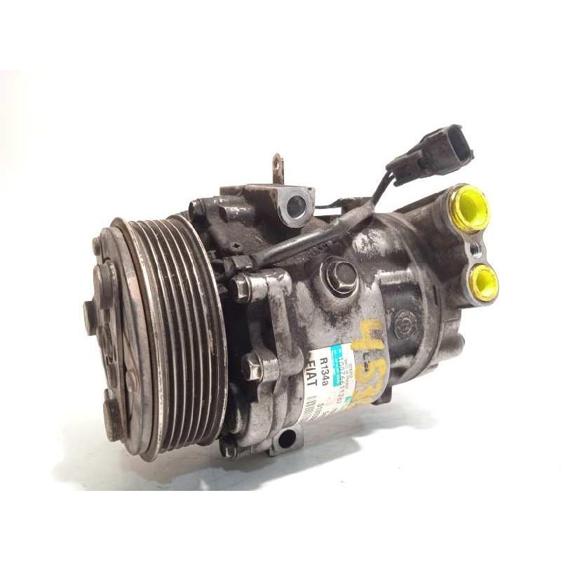 Recambio de compresor aire acondicionado para peugeot bipper tepee active referencia OEM IAM 51893889  1921F