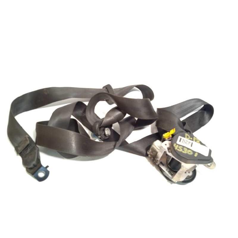 Recambio de cinturon seguridad delantero izquierdo para peugeot bipper tepee active referencia OEM IAM 735542119