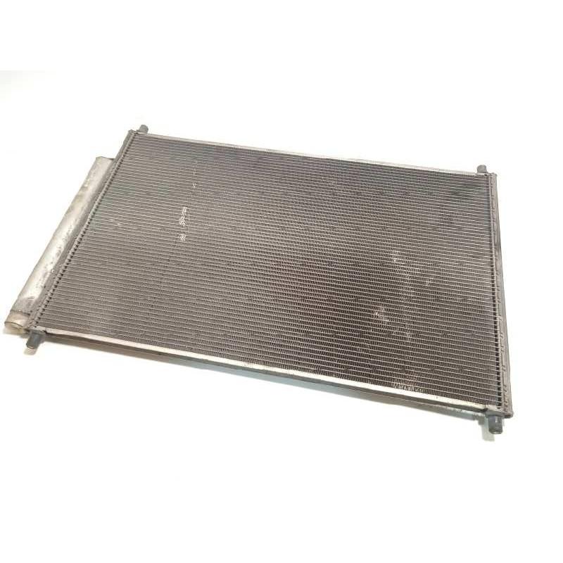 Recambio de condensador / radiador  aire acondicionado para toyota auris sol referencia OEM IAM