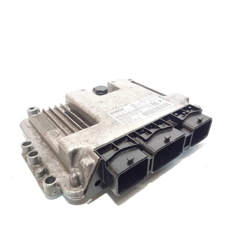 Recambio de centralita motor uce para citroen c4 grand picasso 1.6 16v hdi fap referencia OEM IAM 9663943980 9653958980 02810126