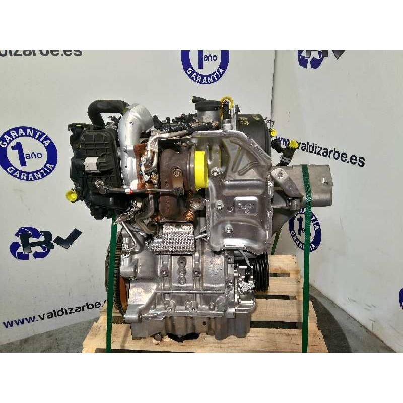Recambio de motor completo para volkswagen polo (aw) 1.0 tsi referencia OEM IAM CHZL