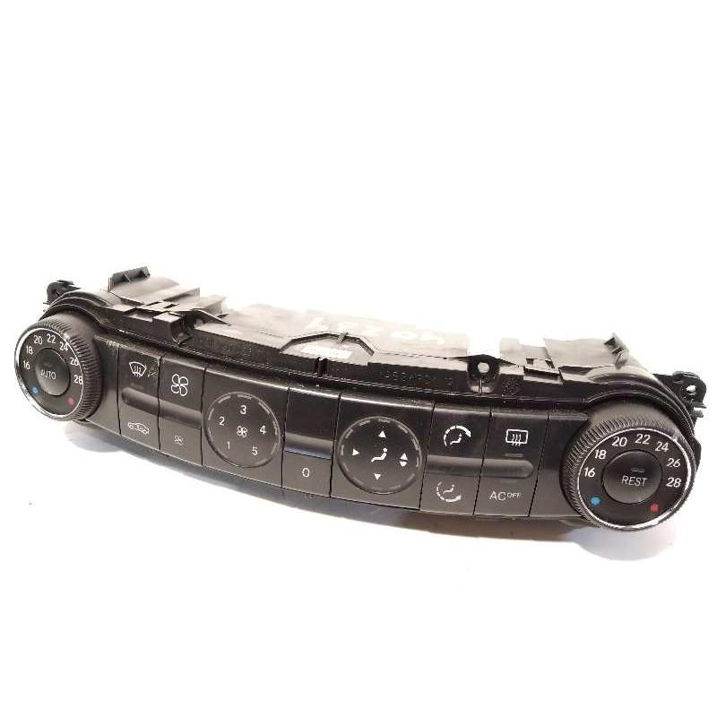 Recambio de mando climatizador para mercedes clase e (w211) berlina e 270 cdi (211.016) referencia OEM IAM 2118300385  A21183003
