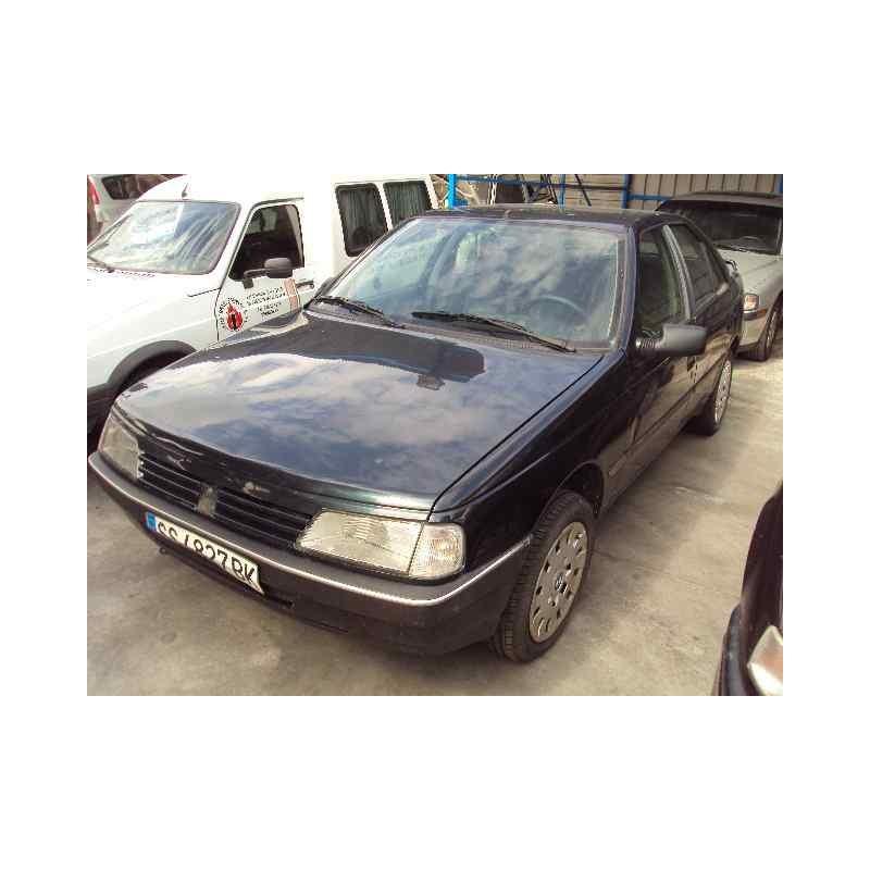 peugeot 405 berlina del año 1995