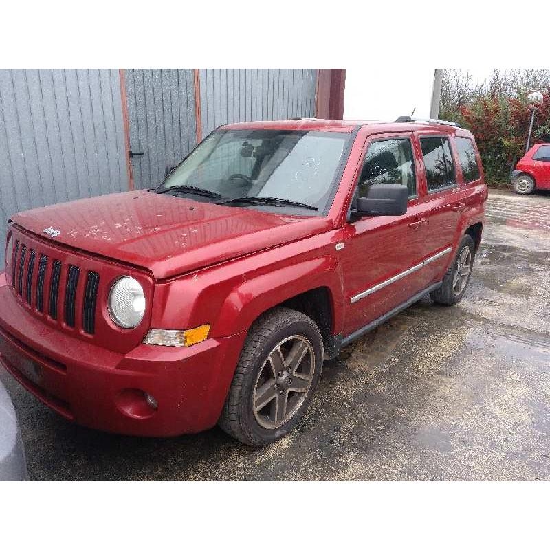 jeep patriot del año 2009